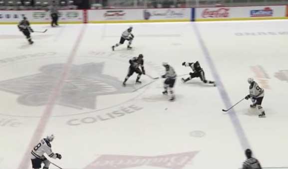 QMJHL's Sam Hunter Suspended 12 Games for Head Shot