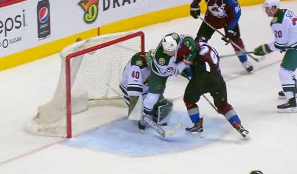 Avs Goal Awarded After Review, Revoked After Challenge