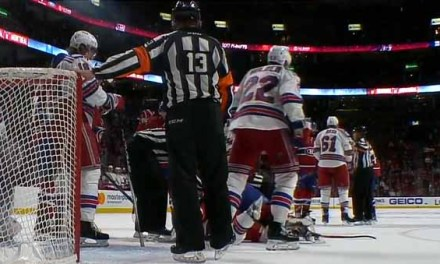 Habs' Markov Ejected for Spearing Nash, Avoids Suspension