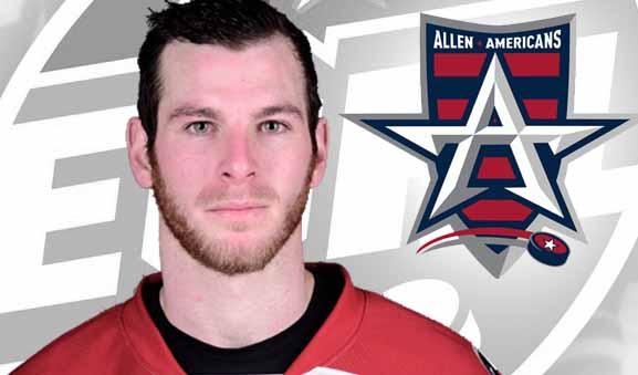 ECHL Suspends Allen's Moore for Off-Ice Incident