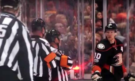 Mic'd Up: Refs for Ducks/Preds Game 2