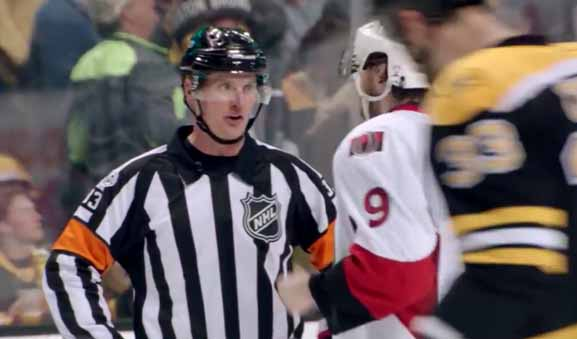Mic'd Up: NHL Refs – Round 1 – Stanley Cup Playoffs, Round 1