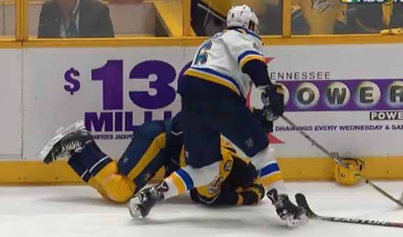 Preds' Subban Fined $2000 for Diving/Embellishment