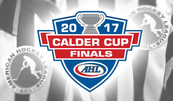 AHL Calder Cup Final Referees and Linesmen – 2017