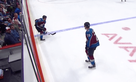 NHL Admits Error in Coach's Challenge that Overturned Avs Goal