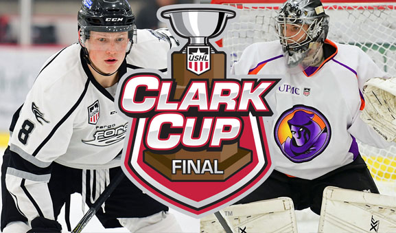 USHL Names Referees and Linesmen for 2018 Clark Cup Final