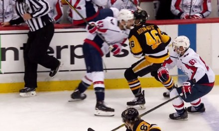 Capitals' Tom Wilson Suspended Three Games for Illegal Check to Head