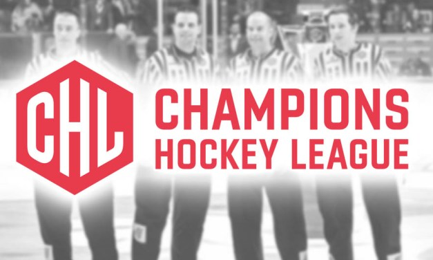 Tonight's CHL Referees and Linesmen – 9/9/18