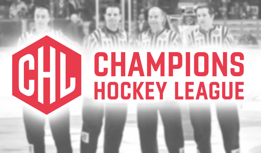 Tonight's CHL Referees and Linesmen – 9/6/18