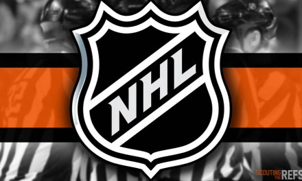 Tonight's NHL Referees and Linesmen – 12/5/18