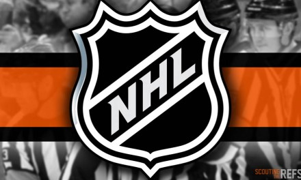 Tonight's NHL Referees and Linesmen – 12/19/2019