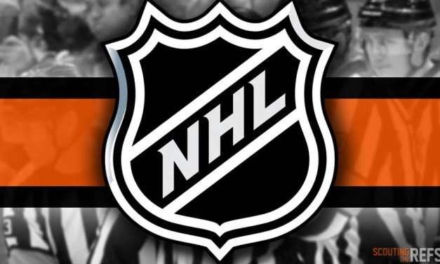 Tonight's NHL Referees and Linesmen – 10/29/2019