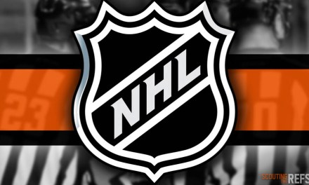 Tonight's NHL Referees and Linesmen – 12/14/18
