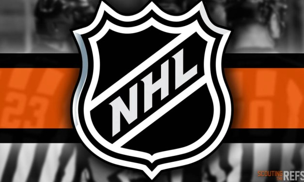 Tonight's NHL Referees and Linesmen – 11/12/2019