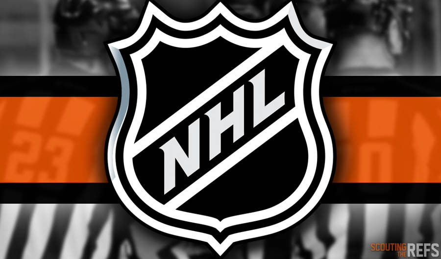 Tonight's NHL Referees and Linesmen – 1/6/19