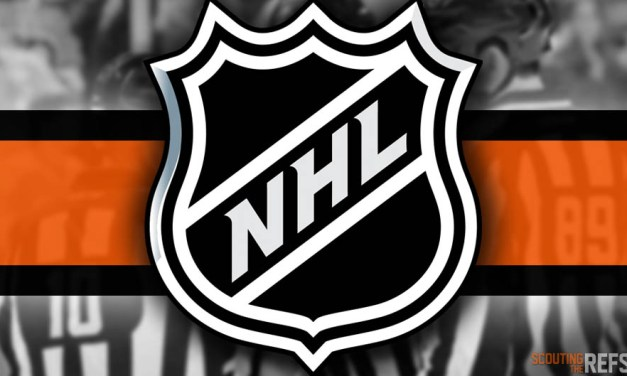 Tonight's NHL Referees and Linesmen – 10/21/2019