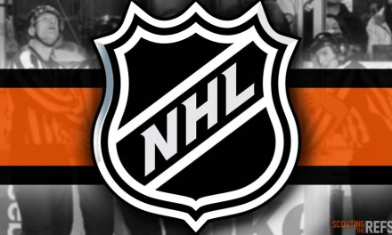 Tonight's NHL Referees and Linesmen – 10/29/18