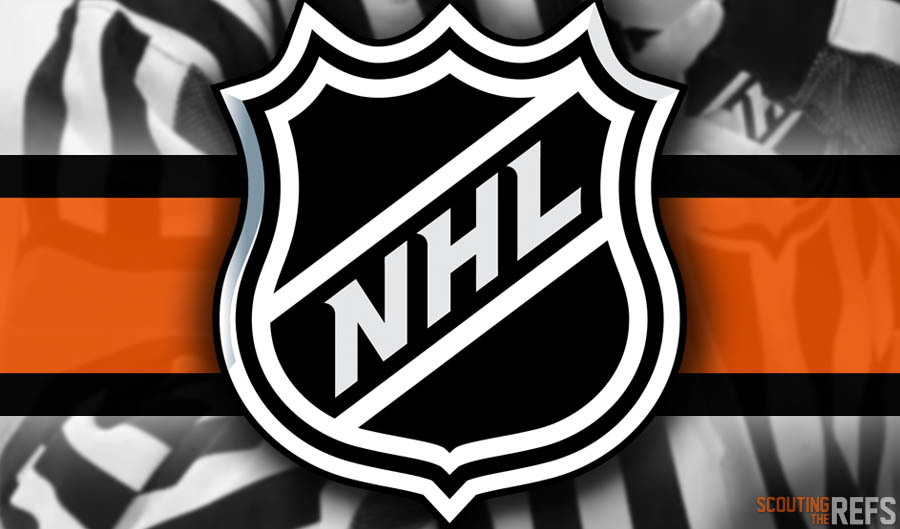 Tonight's Officials: NHL Archives