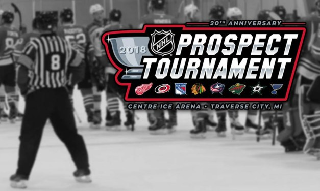 Tonight's Traverse City Tournament Referees and Linesmen – 9/7/18