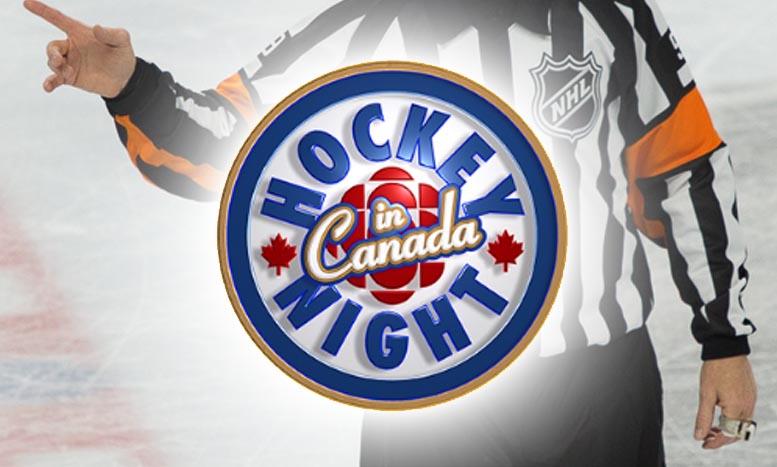 Hockey Night In Canada Podcast Talks Officiating with Koharski, Walkom, and Rank