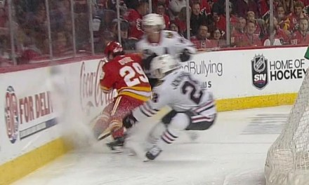 Blackhawks' Keith Ejected for Boarding Flames' Dube, Avoids Suspension