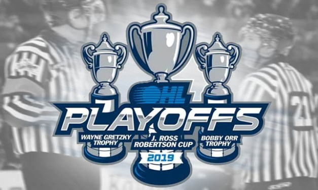 OHL Referees and Linesmen for 2019 Playoffs