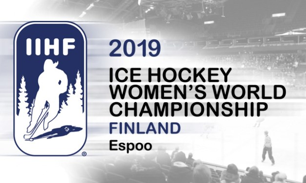 IIHF Referees and Linesmen for 2019 Women's World Championship