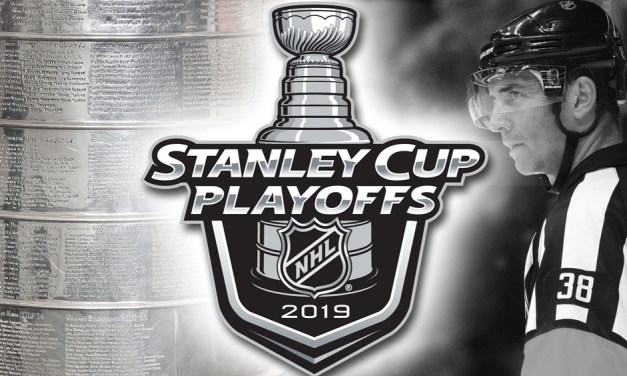 Tonight's NHL Stanley Cup Playoff Referees and Linesmen – 5/1/19