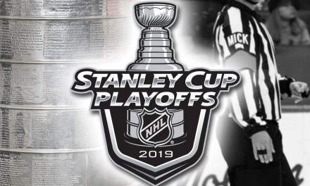 Tonight's NHL Stanley Cup Playoff Referees and Linesmen – 4/15/19