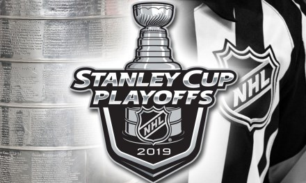 Tonight's NHL Stanley Cup Playoff Referees and Linesmen – 4/10/19