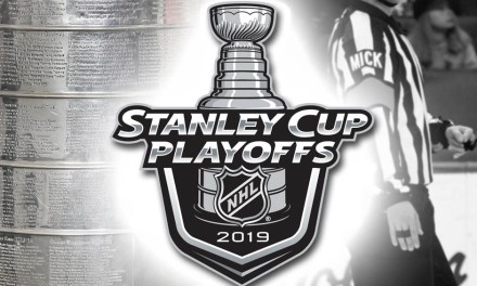 Tonight's NHL Stanley Cup Playoff Referees and Linesmen – 4/16/19
