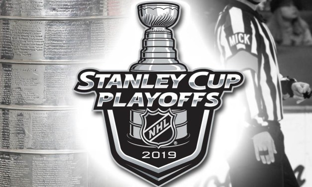 Tonight's NHL Stanley Cup Playoff Referees and Linesmen – 4/25/19