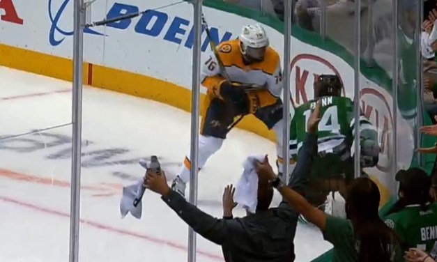 Preds' Subban Avoids Suspension for Boarding Stars' Benn