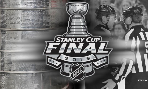 Tonight's NHL Stanley Cup Final Referees and Linesmen: Game 2 – 5/29/19
