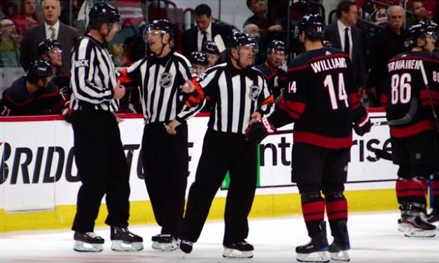 Mic'd Up: Round 1 of the Stanley Cup Playoffs