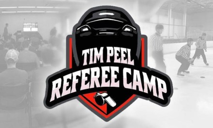 Tim Peel Referee Camp Schools Stripes in St. Louis