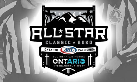 AHL Referees and Linesmen for 2020 All-Star Classic