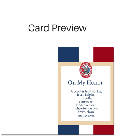 Eagle Scout Court Of Honor Invitations Free Printable Template