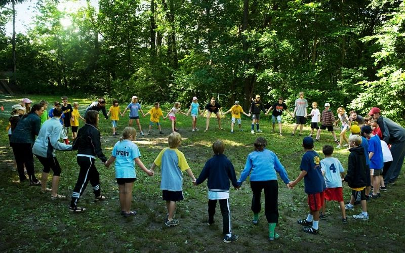 cub scout games ideas