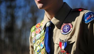 Eagle Required Merit Badges Rank