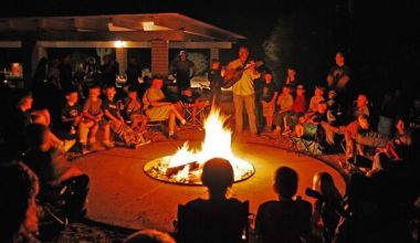 scout vespers song campfire