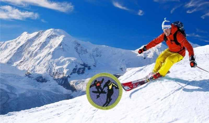 snow sports merit badge guide