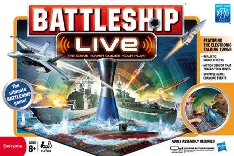 21st Century Battleship