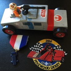 Star Wars Rebel Racer