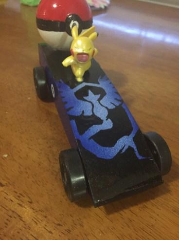 Mystic Pikachu