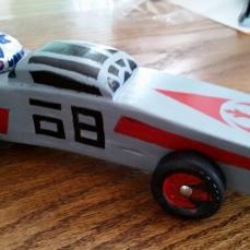 Frank's Star Wars Car