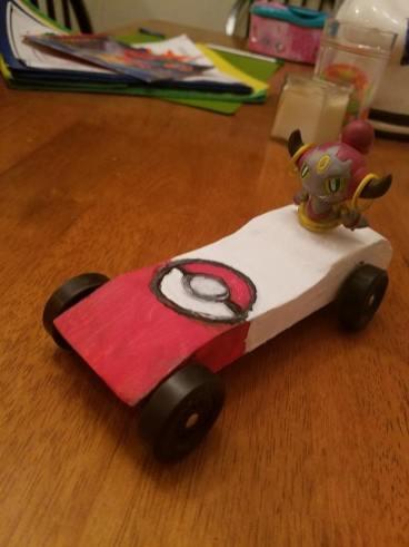 Hoopa Racer
