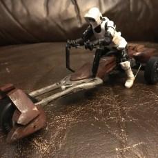ROTJ Speeder Trike