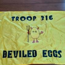 Deviled Eggs -Troop 316 WLACC