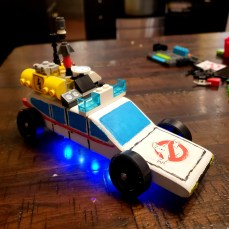 Ecto One Ghostbusters
